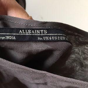 All Saints Tops - All saints tank